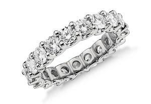 cincin berlian Eternity