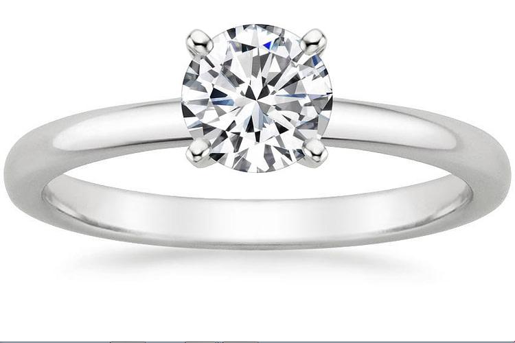 cincin solitaire